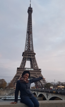 Welcome to Paris.